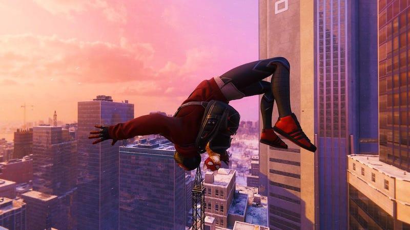 如何在PS5上自动反转(某些)游戏