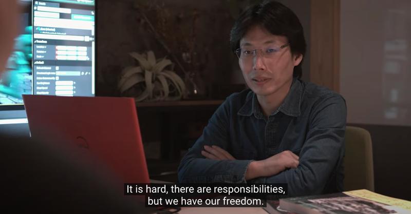 《寂静山》和《引力冲刺》的创作者富山庆一郎已经离开索尼