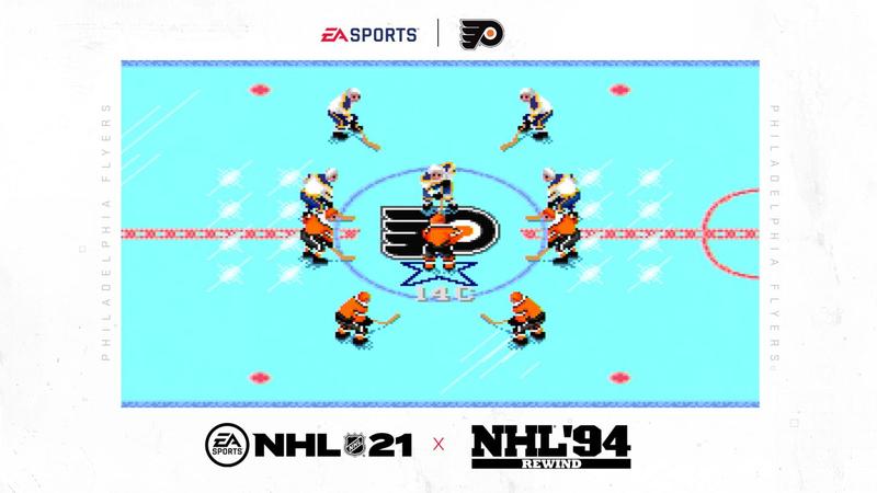 NHL94倒带是对原有名册的更新