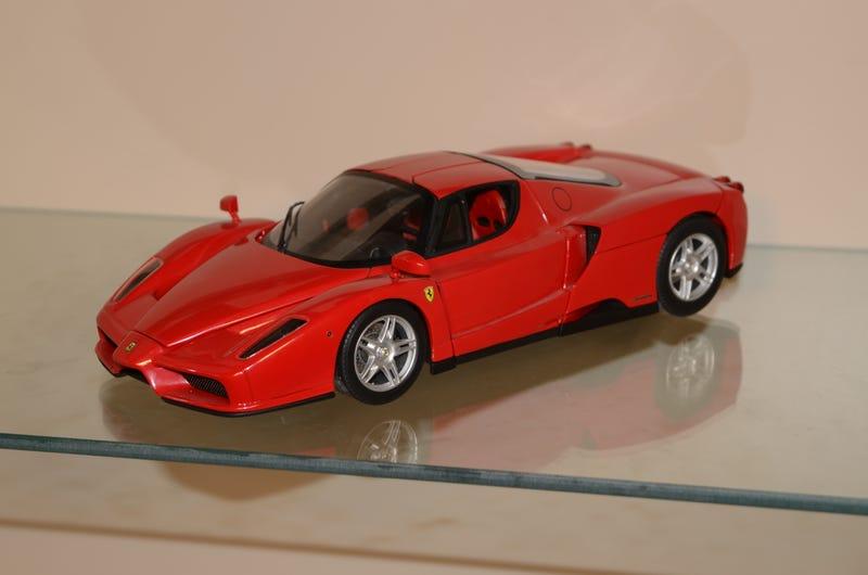 Hot wheels Ferrari Enzo