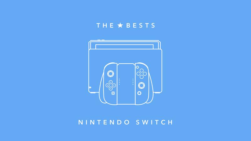 任天堂交换机的12款最佳游戏