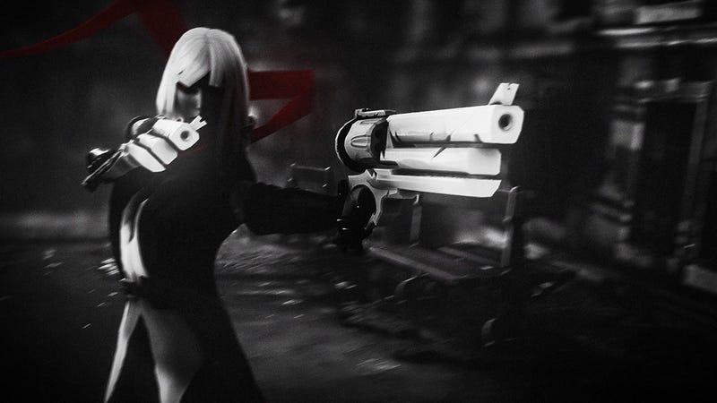 Othercide是一个哥特战术RPG,拥抱死亡