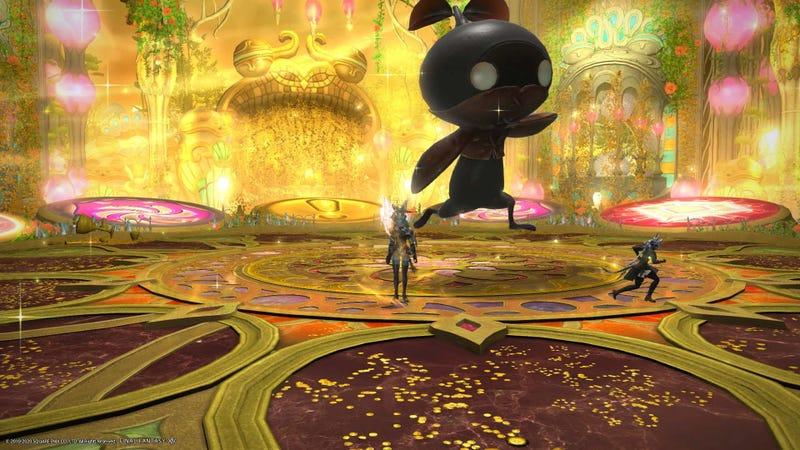 最终幻想十四:暗影使者补丁5.4总结