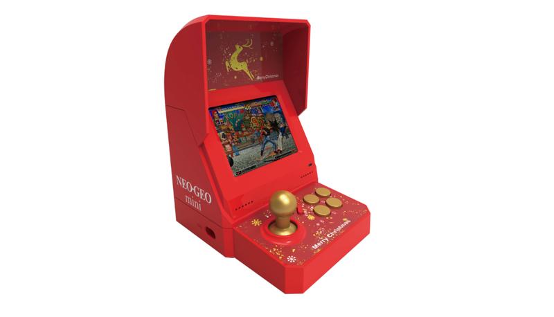 限量版Neo-Geo Mini只为度假