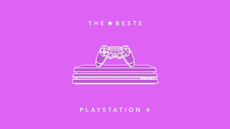 PlayStation 4的12款最佳游戏