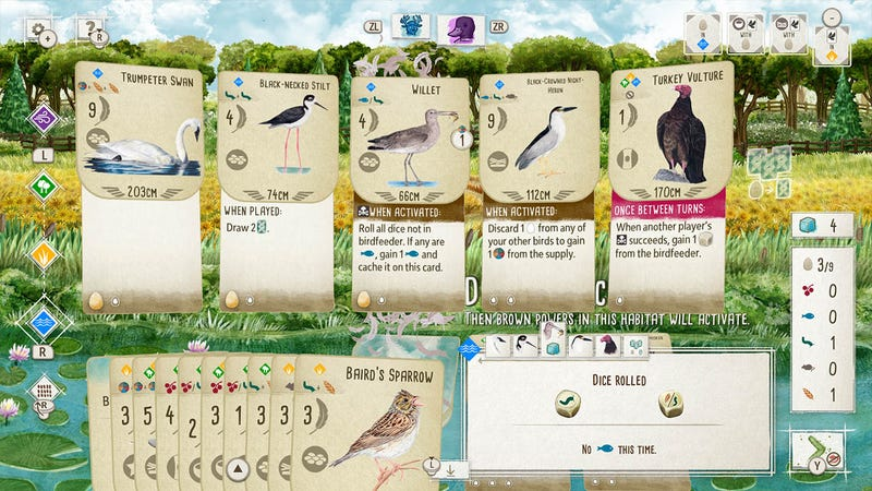 游戏周:小鸟