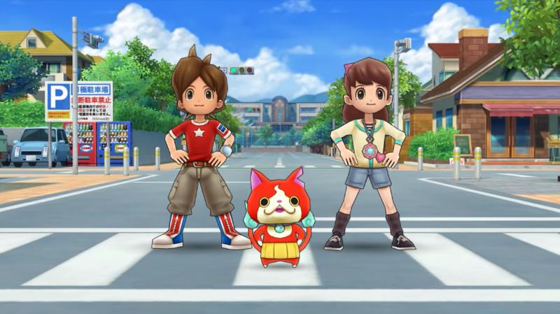 Pokémon的前竞争对手Yokai Watch在日本的日子不好过