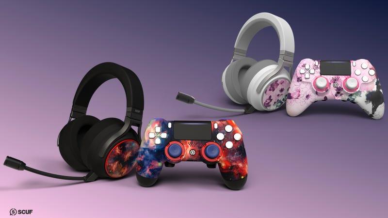 人渣游戏公司正在生产耳机