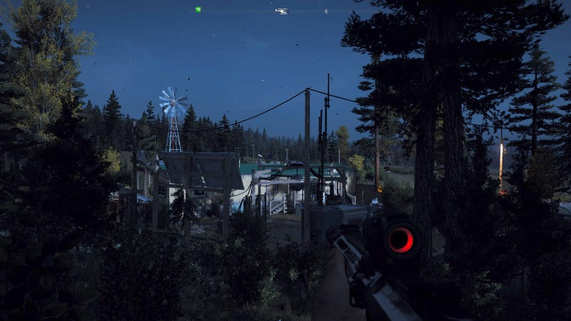 My Favorite Thing About Far Cry New Dawn Is Seeing How Far Cry 5 S Locations Changed