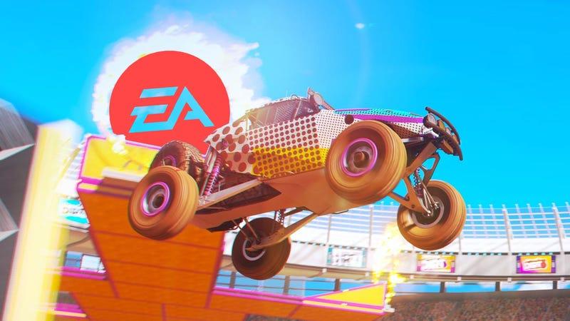 EA以12亿美元收购Racing Dev Codemasters
