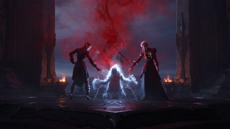 魔兽世界的报复让我怀疑坏人是否应该下地狱