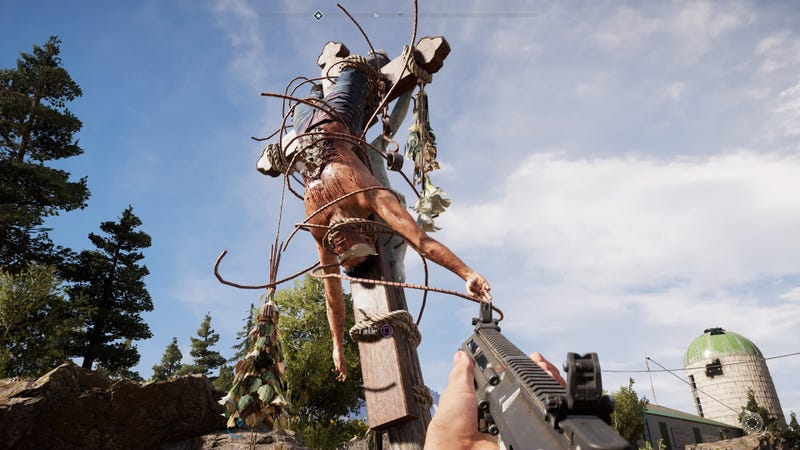 Far Cry 5 S Lackluster Second Act Gets Too High On Its Own Supply