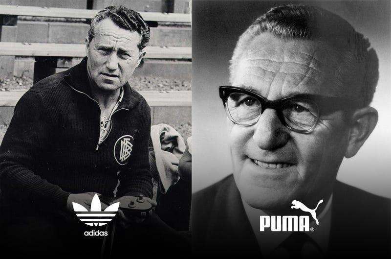 Autorización tempo ejemplo  La verdadera historia de Adidas y Puma