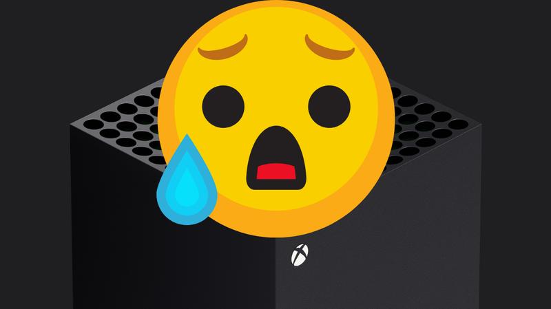 Xbox X系列引发了我的胰恐惧症