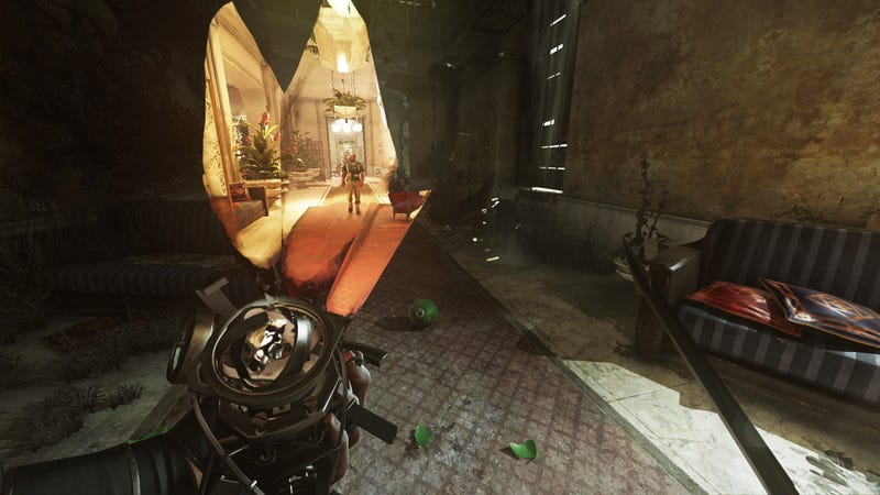What Made Dishonored 2's Time Travel Level So Good