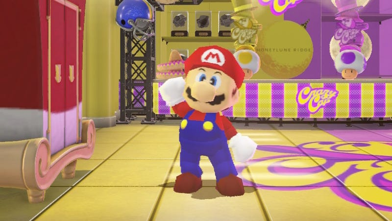 It S Nice To See Nintendo Didn T Forget About Mario 64
