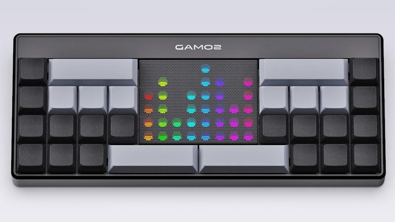 最好的节奏游戏控制器是键盘,特别是这个