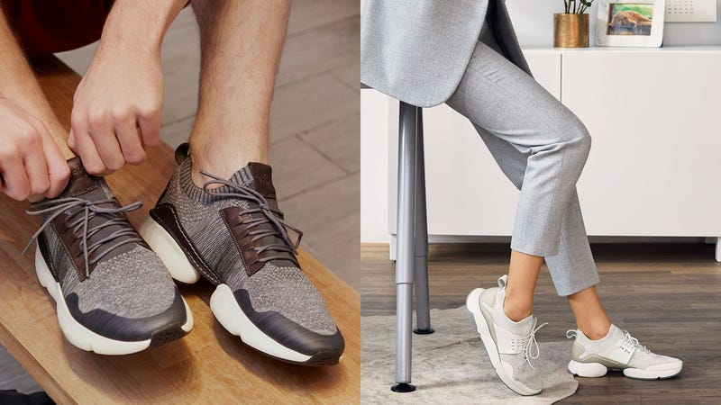 Day Trainer Wants to Be The One True Shoe