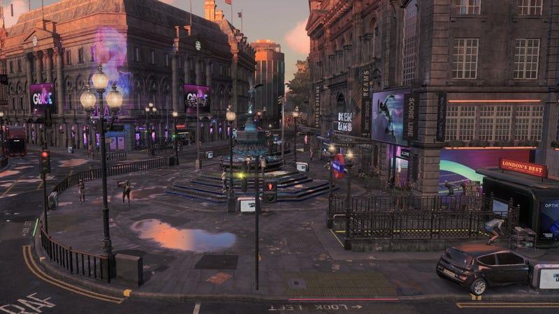 让我们看看看门狗军团的伦敦到底有多准确