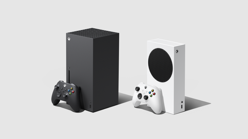 以下是Xbox X和s系列游戏的加载速度