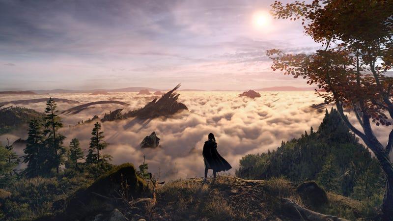 "Square Enix的Athia项目在PS5上是""至少24个月""的独家控制台"