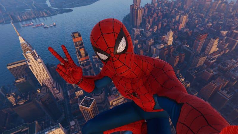 双感官反馈让惊奇漫画的蜘蛛侠:重塑感觉合法的下一代