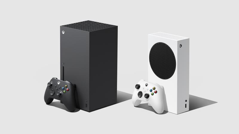 Xbox S系列与X系列的比较