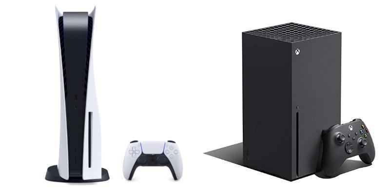 以下是PlayStation 5和Xbox Series X/S在日本的上市销售数据