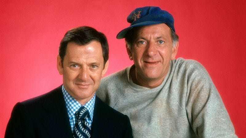 The best Odd Couple episodes