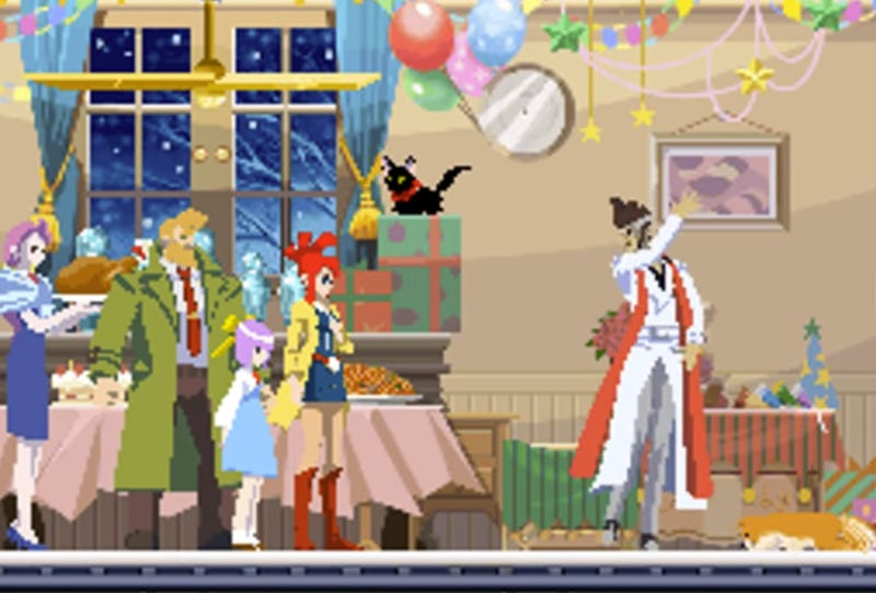 鬼把戏是DS上最吸引人的戏码之一