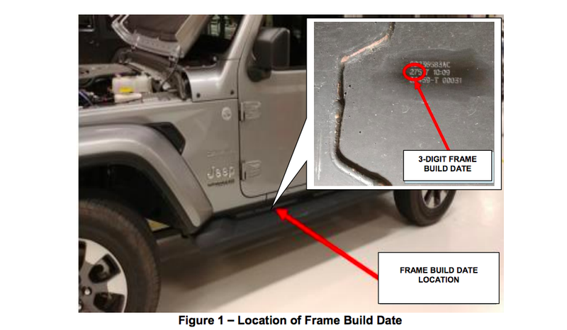 Here S How Jeep Will Fix The New Jeep Wrangler S Faulty Frame Welds
