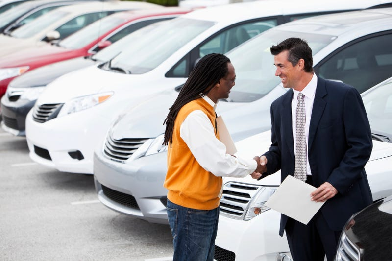 You hate dealing with Car Salesmen; Car Salesmen hate the process ...