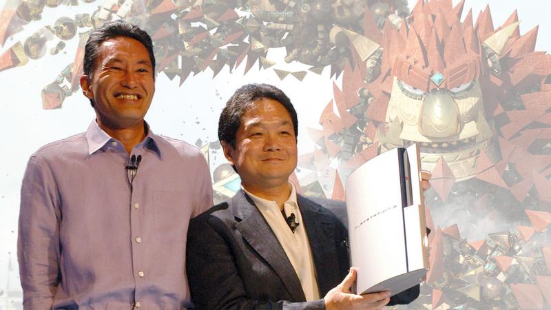 让我们比较一下每个PlayStation游戏机的发布阵容