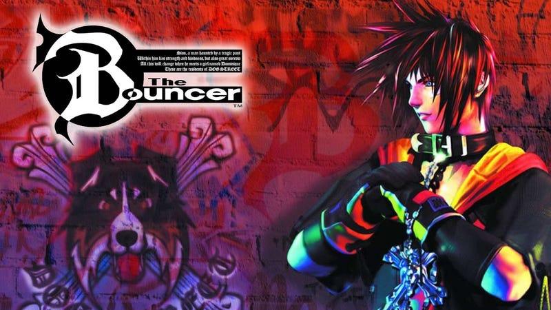 Square的保镖在20年前的今天出现在PS2上