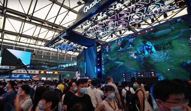 中国刚刚亲自举办了规模最大的博彩博览会