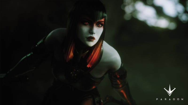 That S Just Bloodrayne In A Wig Paragon