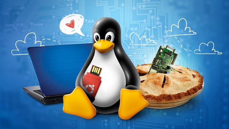 Tux - The Linux Penguin Official Open Source Mascot.