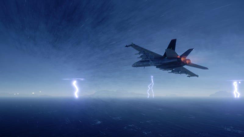 新的飞行游戏是王牌战斗的僚机