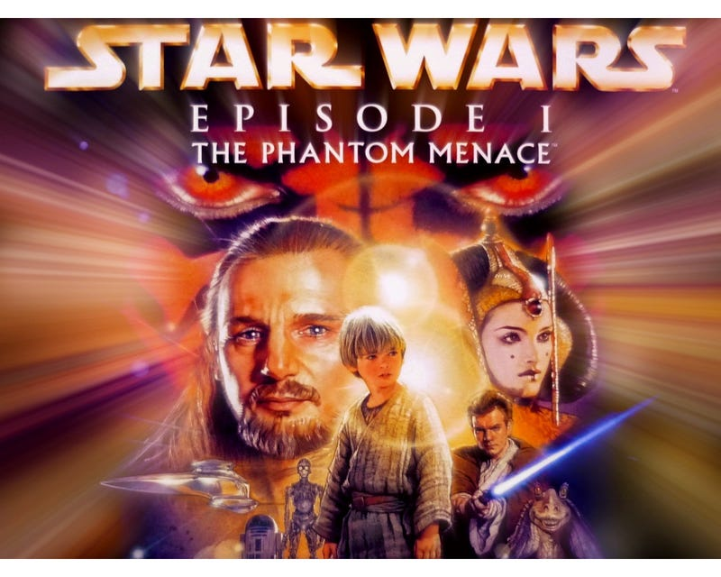 Star Wars Episode I The Phantom Menace 1999 720p Brrip X264 X0r