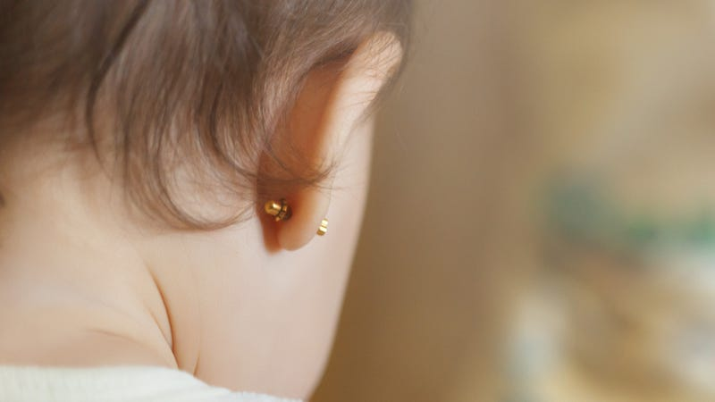 Why You Should Get Your Kid S Ears Pierced At A Tattoo Shop