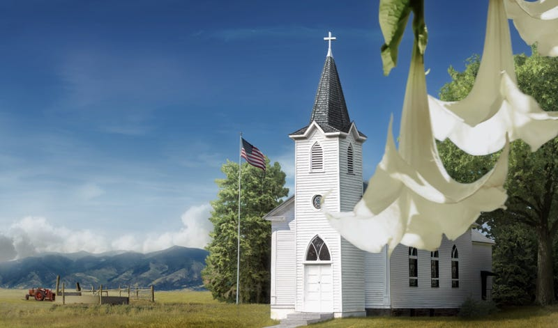 Far Cry 5 S Religious Radio Station Reveals A Different Side Of The Game