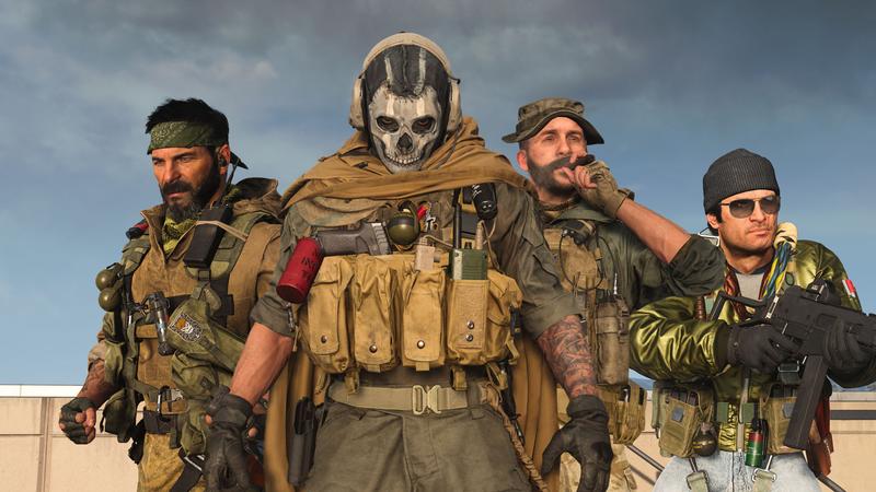 使命召唤:战区玩家正在猎杀产生无限神像的小故障