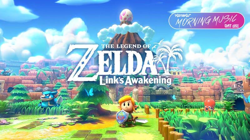 塞尔达传奇:林克的觉醒(开关,2019)视频游戏音乐评论