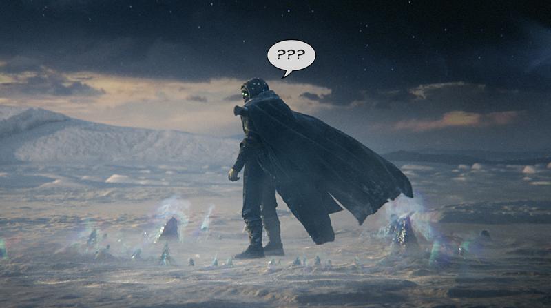 """""""这些人到底是谁?""""以及《命运2:超越光明》中的其他问题"""
