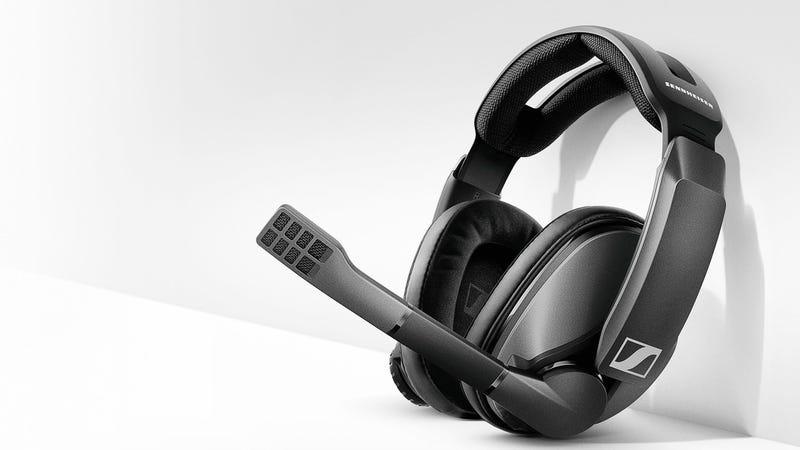 森海塞尔的新型无线耳机可以充电80多个小时