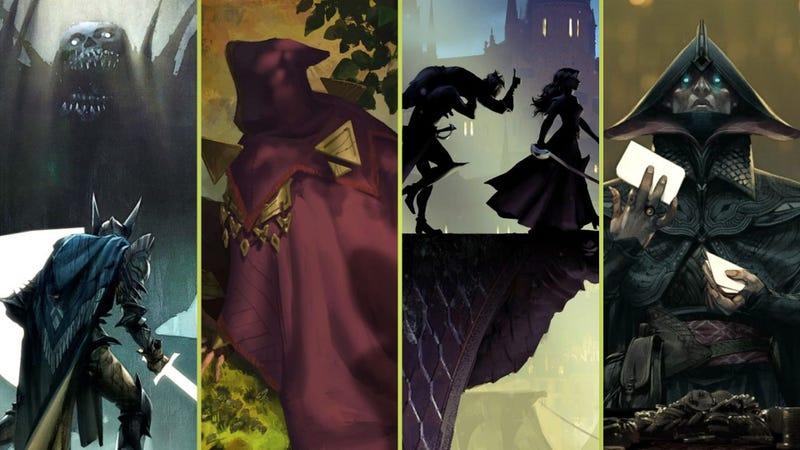 四个新的短篇小说让我们猜测龙年四的情节