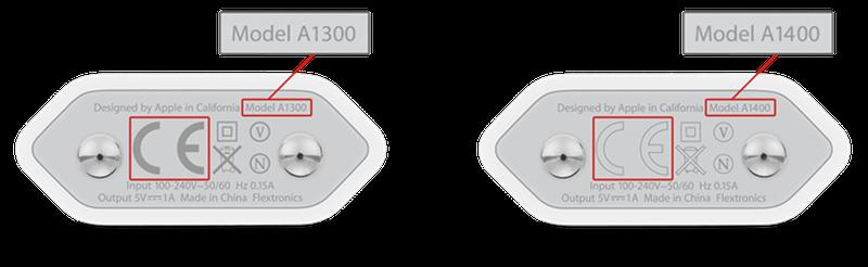 Apple reconoce sobrecalentamiento en algunos cargadores del