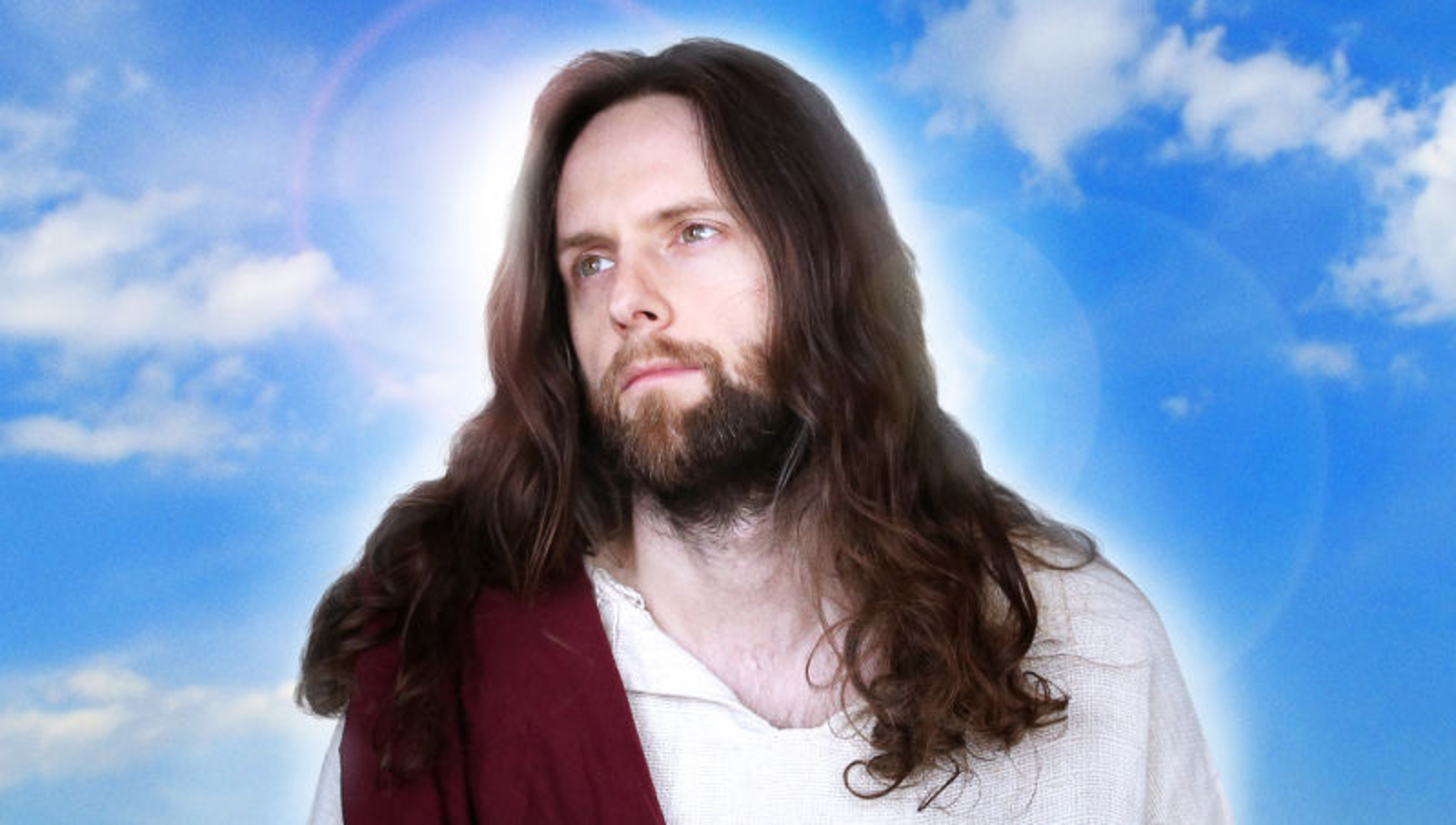 Christ Super Embarrassed About All That Stupid Shit He Said 2,000 Years Ago