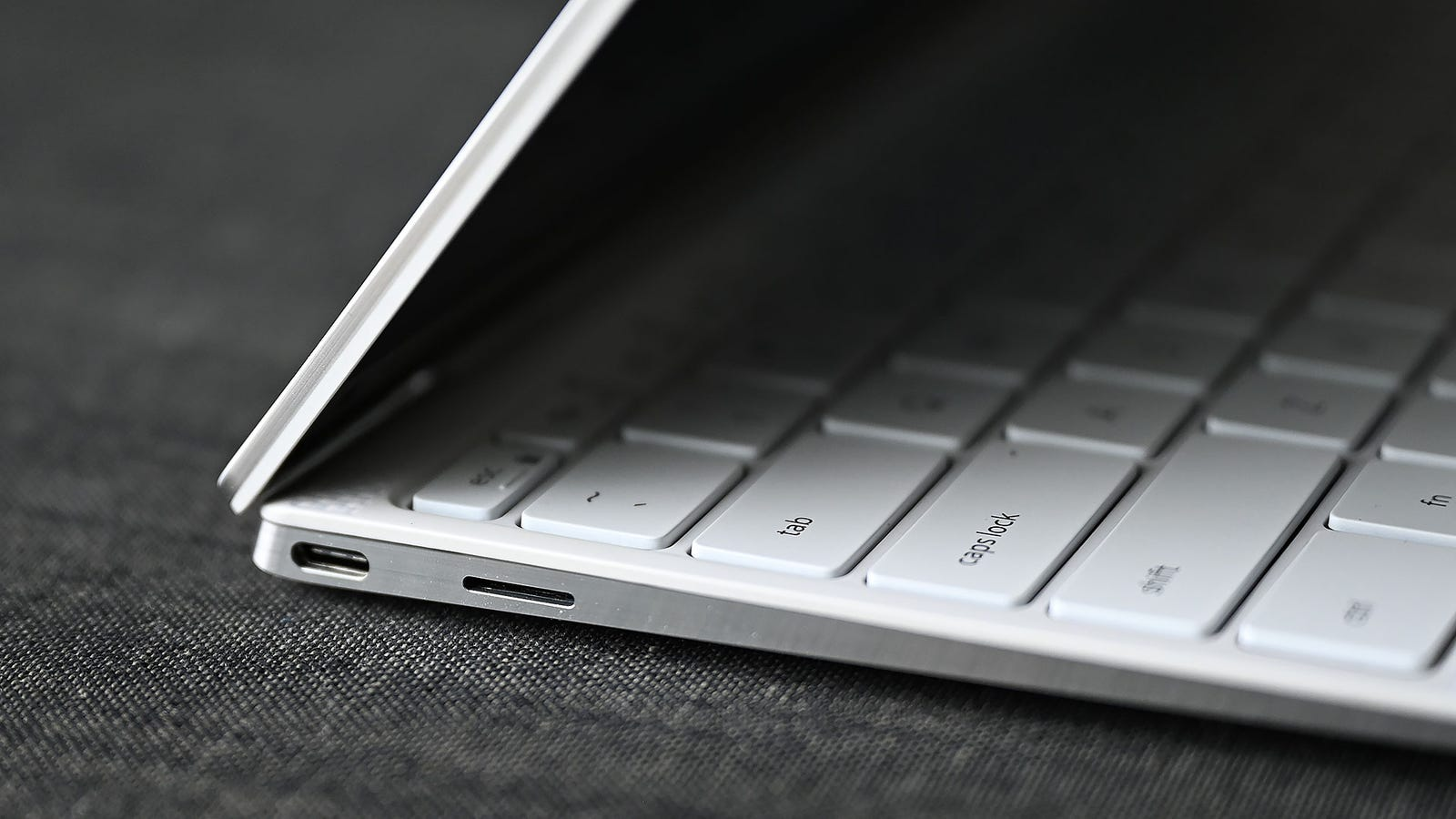 The built-in microSD card slot is new for 2020.