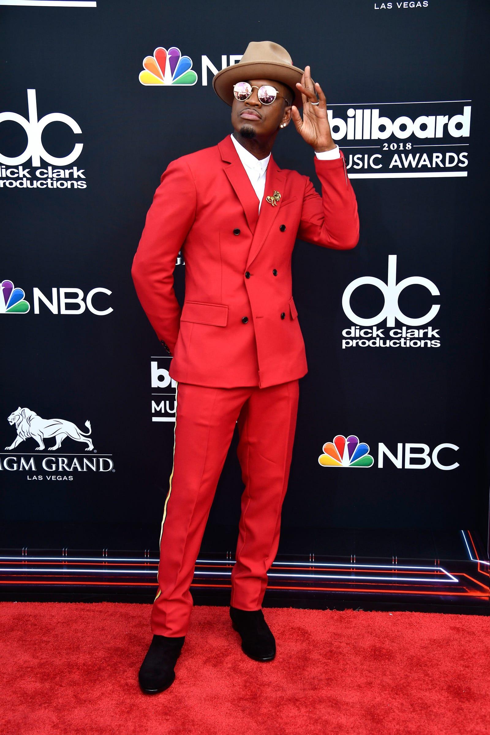 Ne-Yo at 2018 Billboard Music Awards May 20, 2018, in Las Vegas